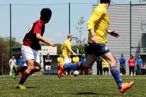 MBAT soccer game